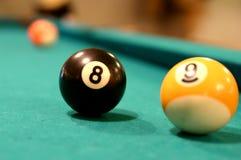 8 ball Fotografia Stock