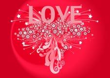 8 byli mój valentine Zdjęcia Stock