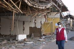 8 Chile trzęsienia ziemi richter Obrazy Royalty Free