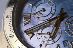 8 chronograf Zdjęcia Stock