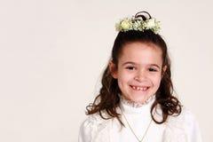8 communion pierwszy Zdjęcie Royalty Free