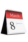 8 de marzo Imagenes de archivo