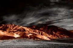 8 Death Valley 免版税库存照片
