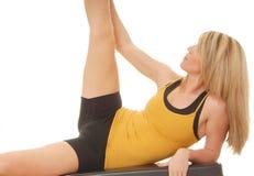 8 fitness dziewczyny zdrowia fizycznego Fotografia Stock