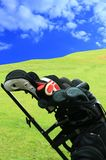8 golf Zdjęcia Stock