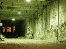 8 gone industrial Στοκ φωτογραφία με δικαίωμα ελεύθερης χρήσης