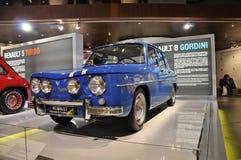 8 gordini renault 免版税库存照片