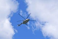 8 helikopter mi Royaltyfri Foto