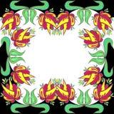 8 kadra Obrazy Royalty Free