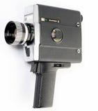 8 kamera millimeter Royaltyfria Bilder