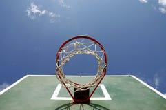 8 koszykówki Zdjęcie Royalty Free