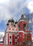 8 kyrkliga ortodoxt Fotografering för Bildbyråer