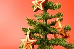 8 ljusa jul min stjärnor Fotografering för Bildbyråer