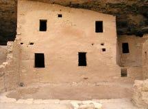 8 mesa废墟verde 库存照片