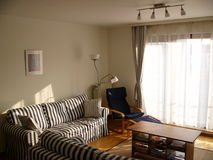8 mieszkanie. Fotografia Royalty Free