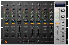 8 mixer kanał Zdjęcie Stock