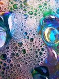 8 pęcherzyków mydła Obraz Royalty Free
