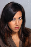 8 piękny headshot Latina Fotografia Royalty Free