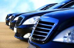 8 samochód Fotografia Royalty Free