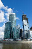 8 stad moscow Arkivfoto