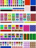 вектор 8 swatches пунктов заполнений eps пули бесплатная иллюстрация