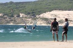8 windsurf Obrazy Stock