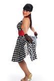 80 tancerzy retro s Zdjęcia Stock