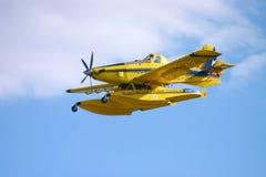 802f航空上司火拖拉机 库存图片