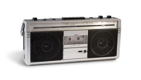 80s Boom box Royalty Free Stock Image