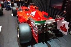 81. geneva internationella motorshow Arkivbild