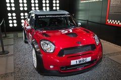 81. geneva internationella motorshow Royaltyfria Bilder
