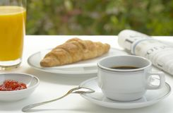 8102 śniadanie Zdjęcie Stock