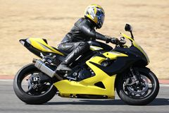 82 superbike Obrazy Royalty Free