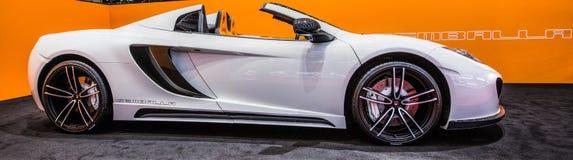 83. Genf Motorshow 2013 - Gemballa GT Spinne Lizenzfreie Stockfotografie