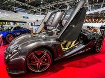 83. Genf Motorshow 2013 - Sbarro Stockfotografie