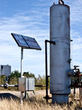 8354 panel słoneczny Obraz Stock