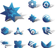 83A. Business brands Stock Photography