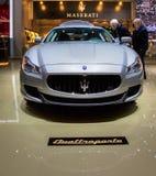 83rd Genebra Motorshow 2013 - Maserati Fotografia de Stock Royalty Free