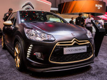 83rd Geneva Motorshow 2013 -  Citroen DS3 Racing Stock Photos