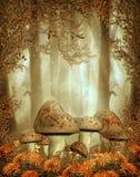 84 fantazj sceneria Obrazy Royalty Free