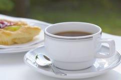 8453下午茶时间 库存照片