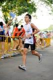 84km end nearing run στοκ φωτογραφία