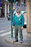 84th National Gathering of Alpini in Turin, Italy Royalty Free Stock Photography