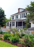 85 kolonistów dom Zdjęcie Royalty Free