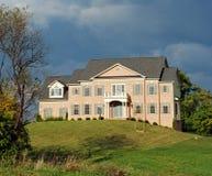86 domów luksus Zdjęcie Royalty Free