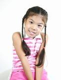 88 mała słodka dziewczynka Obrazy Royalty Free