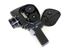 8mm古色古香的照相机 免版税库存照片