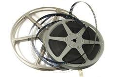 8mm Film-Film und Bandspule Stockfoto