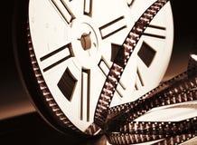 8mm Filmrolle Lizenzfreies Stockfoto