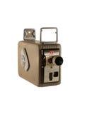 8mm lindar-upp kameran Royaltyfri Foto